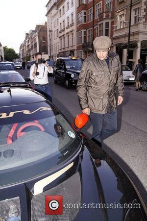 Tamer Hassan and Gumball 3000