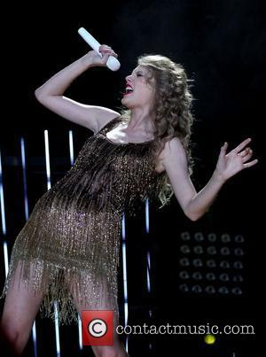 Taylor Swift  performs at the final night of The 2011 CMA Music Festival Nightly Concerts at LP Field in...