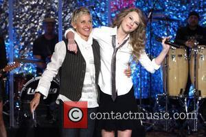 Ellen Degeneres, NBC, Taylor Swift