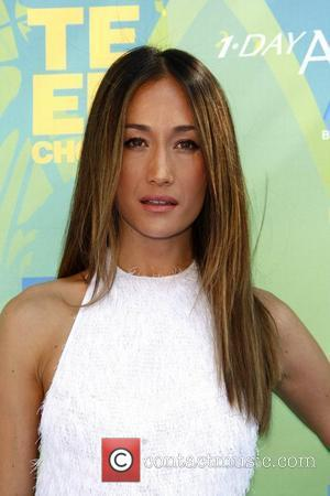 Maggie Q  2011 Teen Choice Awards held at Gibson Amphitheatre - Arrivals Universal City, California - 07.08.11