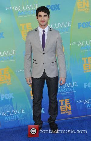 Darren Criss 2011 Teen Choice Awards held at Gibson Amphitheatre - Arrivals Universal City, California - 07.08.11