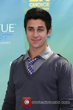 David Henrie  2011 Teen Choice Awards held at Gibson Amphitheatre - Arrivals Universal City, California - 07.08.11