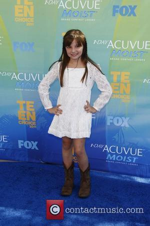Mackenzie Aladjem 2011 Teen Choice Awards held at Gibson Amphitheatre - Arrivals Universal City, California - 07.08.11