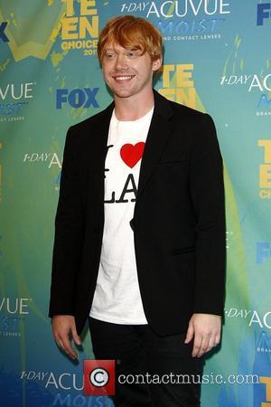 Rupert Grint 2011 Teen Choice Awards held at Gibson Amphitheatre - Pressroom Universal City, California - 07.08.11