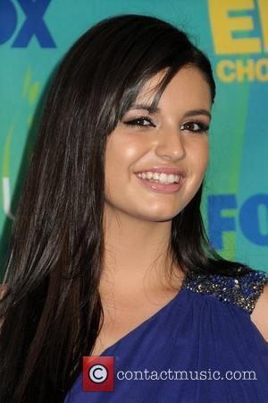 Rebecca Black  2011 Teen Choice Awards held at Gibson Amphitheatre - Pressroom Universal City, California - 07.08.11