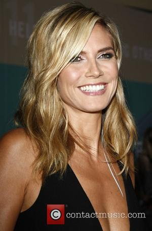 Heidi Klum To Monkey Around For Hollywood