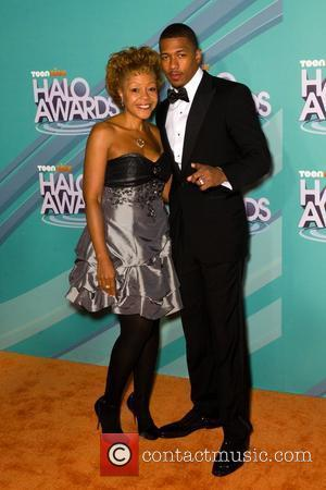 Nick Cannon and his mother Beth Hackett TeenNick HALO Awards held at the Hollywood Palladium - Arrivals  Los Angeles,...