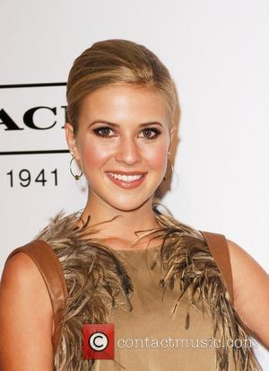 Caroline Sunshine 9th Annual Teen Vogue 'Young Hollywood' party held at Paramount Studios New York City Street Back Lot...
