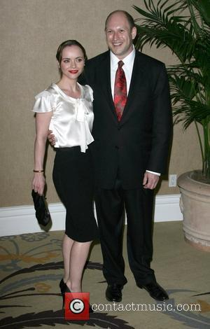 Christina Ricci and President of the Rape, Abuse and Incest National Network (RAINN) Scott Berkowitz The Academy of Television Arts...