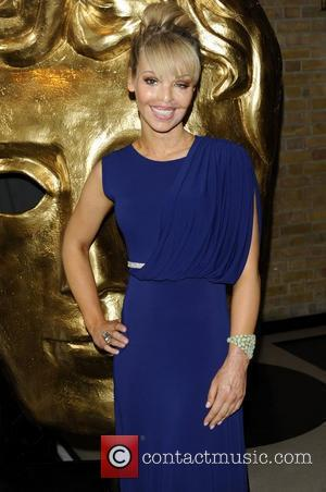 Katie Piper The British Academy Television Craft Awards held at The Brewery - Arrivals  London, England - 08.05.11