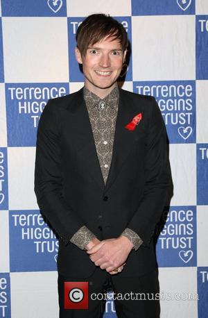 Dan Gillespie Sells 2011 Terrence Higgins Trust Gala dinner held at the Royal Courts of Justice London, England - 16.06.11