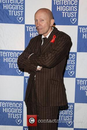 Richard O'Brien 2011 Terrence Higgins Trust Gala dinner held at the Royal Courts of Justice London, England - 16.06.11