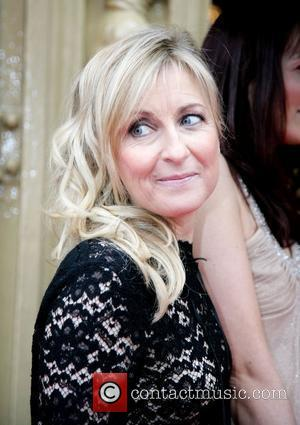 Fiona Phillips,  at the Tesco Magazine Mum Of The Year 2011 at The Waldorf Hilton Hotel. London, England -...