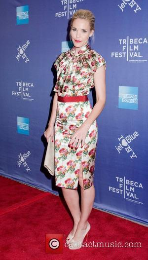 Leslie Bibb The 2011 Tribeca Film Festival - Premiere of 'A Good Old Fashioned Orgy' at the SVA theater -...