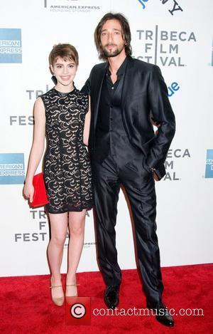 Sami Gayle and Adrien Brody