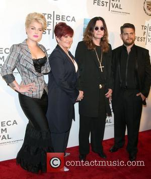 Kelly Osbourne, Jack Osbourne, Ozzy Osbourne and Sharon Osbourne