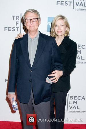Mike Sawyer Diane Sawyer 2011 Tribeca Film Festival - Premiere of 'Jesus Henry Christ' at BMCC Theater - Arrivals New...