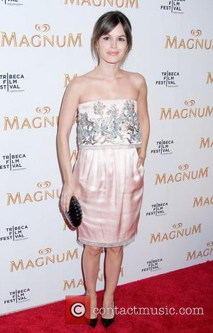 Rachel Bilson  2011 Tribeca Film Festival debut of Karl Lagerfeld & Rachel Bilson's original film series inspired by Magnum...