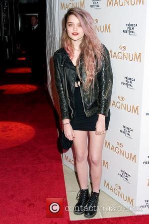 Sky Ferreira  2011 Tribeca Film Festival debut of Karl Lagerfeld & Rachel Bilson's original film series inspired by Magnum...