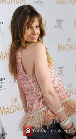 Elettra Wiedemann 2011 Tribeca Film Festival debut of Karl Lagerfeld & Rachel Bilson's original film series inspired by Magnum Ice...