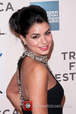 Rima Fakih at to 2011 Tribeca Film Festival Premiere of 'Last Night' at the BMCC Theater - Arrivals. New York...