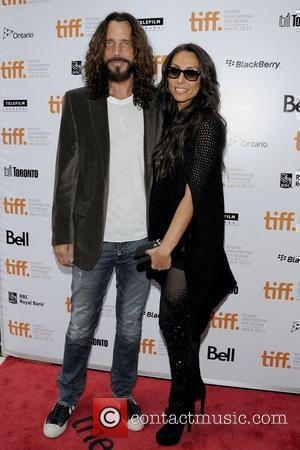 Chris Cornell  36th Annual Toronto International Film Festival - 'Machine Gun Preacher' premiere arrival at the Roy Thomson Hall....