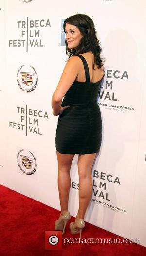Angelique Cabral The 2011 Tribeca Film Festival - Premiere of 'The Perfect Family' at BMCC Tribeca PAC - Arrivals New...