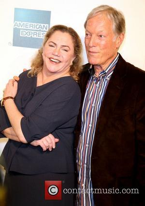 Kathleen Turner, Richard Chamberlain The 2011 Tribeca Film Festival - Premiere of 'The Perfect Family' at BMCC Tribeca PAC -...