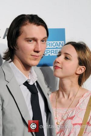 Paul Dano and Zoe Kazan 2011 Tribeca Film Festival opening night premiere of 'The Union' at North Cove at World...
