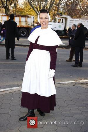 Debi Mazar  The 85th Macy's Thanksgiving Day Parade.  New York City, USA - 24.11.11