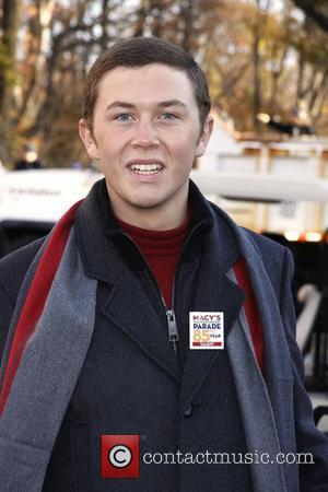 Scotty McCreery  The 85th Macy's Thanksgiving Day Parade.  New York City, USA - 24.11.11