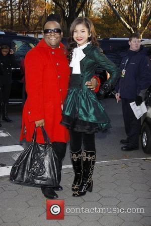 Zendaya Coleman and Macy's