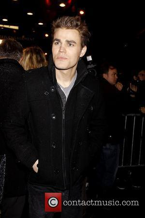 Tv Stars Paul Wesley And Devitto Wed - Report
