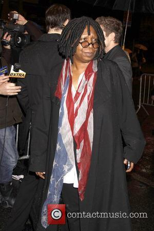 Whoopi Goldberg  Opening night of the Broadway production of 'That Championship Season' at the Bernard B. Jacobs Theatre -...