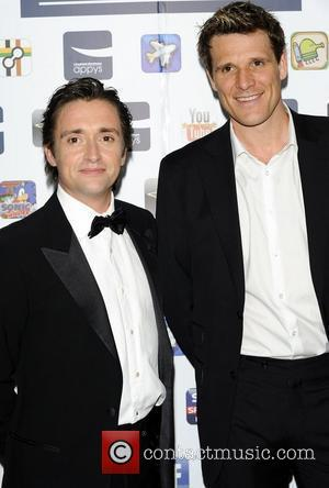Richard Hammond and James Cracknell