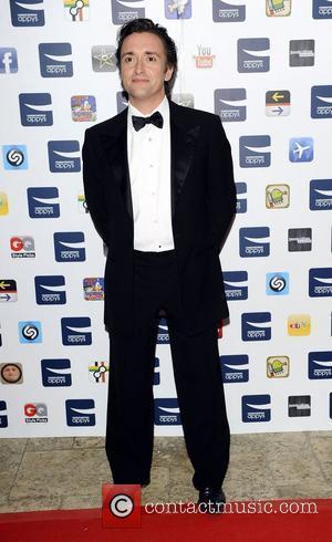Richard Hammond at the Carphone Warehouse Appys Awards at Vinopolis - Arrivals London, England -11.04.11