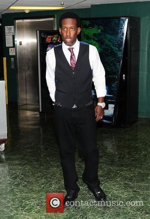 Shawn Stockman of Boyz II Men  Best of the '90s Concert held at James L. Knight Center  Miami,...