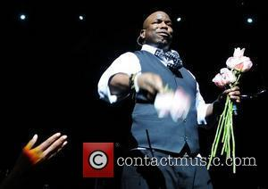 Wanya Morris of Boyz II Men Best of the '90s Concert held at James L. Knight Center  Miami, Florida...