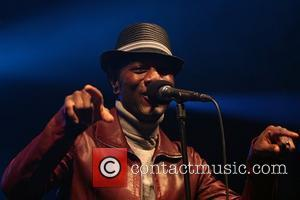 Aloe Blacc performing on the Revellers Stage The Big Chill Festival held at Eastnor Castle Deer Park - Day 1...
