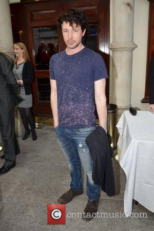 Aidan Gillen The opening night of 'The Big Fellah' play at The Gaiety Theatre - Arrivals Dublin, Ireland - 21.04.11.