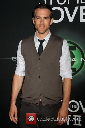 Ryan Reynolds Warner Brothers Pictures presents 'The Big Picture 2011' event, held at 2011 CinemaCon inside Caesars Palace Hotel and...