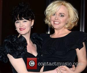 Bronagh Gallagher and Angeline Ball