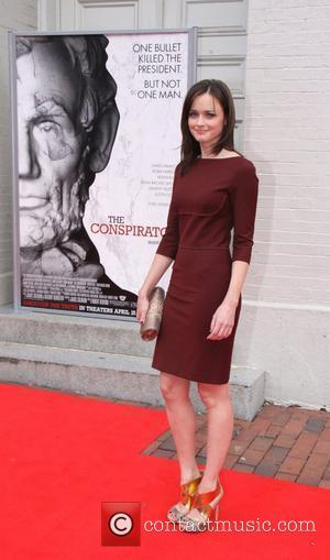 Alexis Bledel World Premiere of the The Conspirator at Fords Theatre - Arrivals Washington DC, USA - 10.04.11