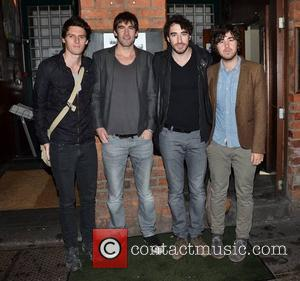 The Coronas Danny O'Reilly, Conor Egan, Graham Knox, Dave McPhillips The Coronas launch their new album, 'Closer To You,' at...