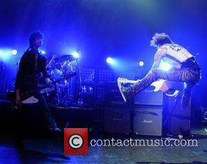 Justin Hawkins Wet Himself On Flight