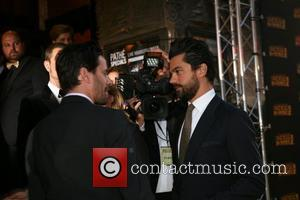 Dominic Cooper Premiere of 'The Devils Double' held at Theater Tuschinski Amsterdam, The Netherlands - 05.09.11