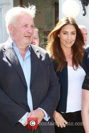 Christopher Biggins and Lisa Snowdon