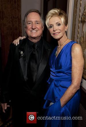 Neil Sedaka The Friars Foundation Applause Award Gala honoring legendary singer Connie Francis at the Waldorf Astoria Hotel New York...