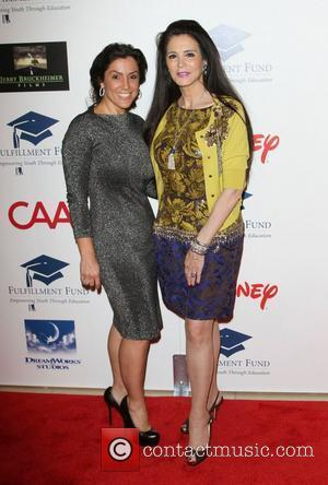 Barbara Lazaroff and Beverly Hilton Hotel