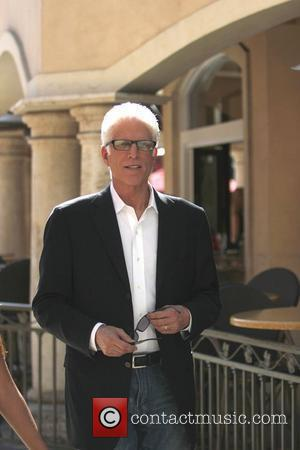 Ted Danson at The Grove to film an appearance for the entertainment television news programme 'Extra' Los Angeles, California -...